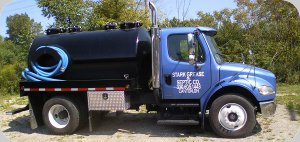 Stark Grease and Septic Truck